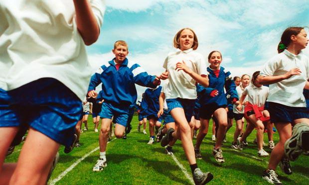 sports essays children