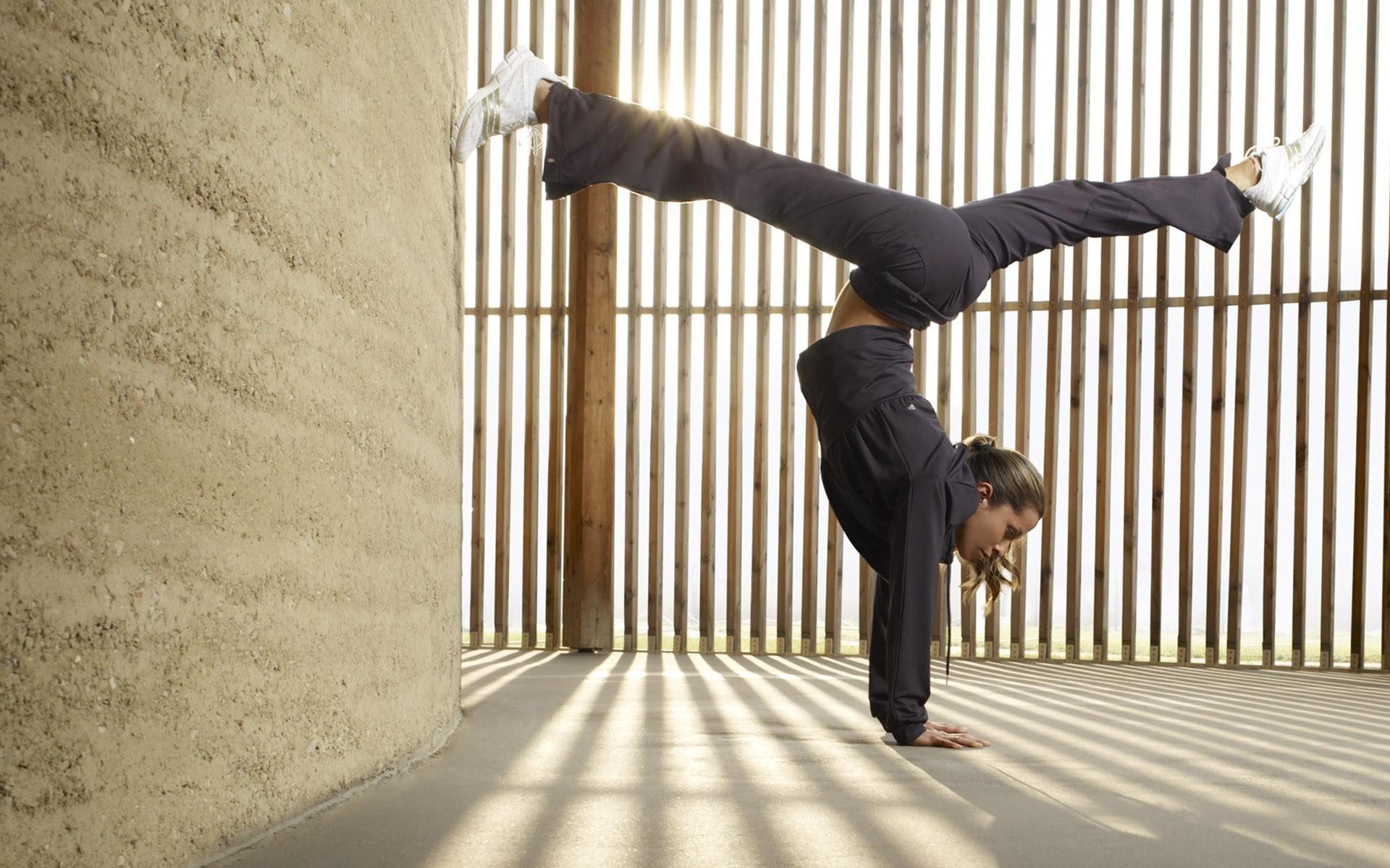 спортивная акробатика и психология