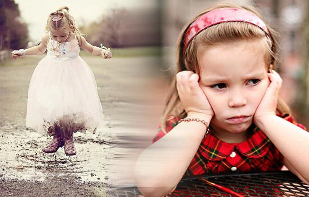 Воспитание детей в дисциплинированного ребенка
