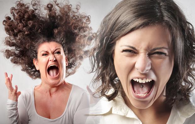 Воспитание криком