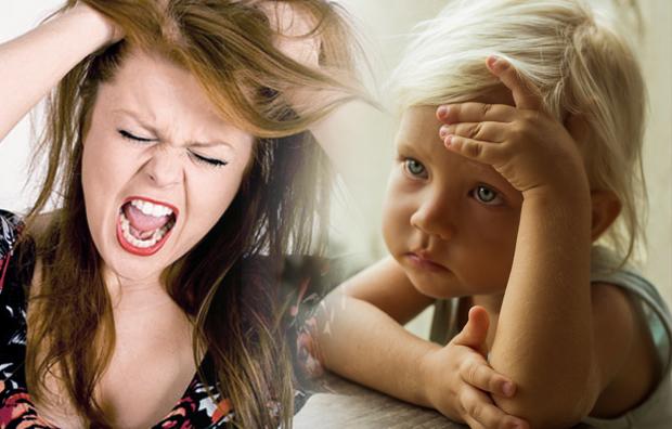 Воспитание и крик